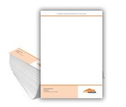 Carta Intestata – Modello 3