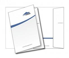 Cartelline Portadocumenti – Modello 2