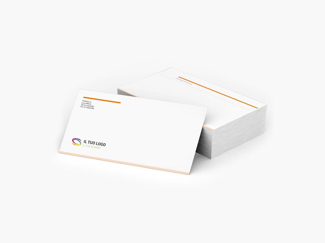 buste di carta personalizzate