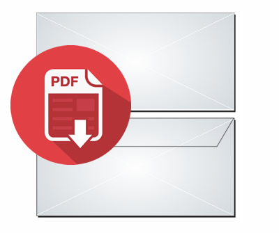 Buste da Lettera – 11×22 – Senza Finestra – Invia il tuo File