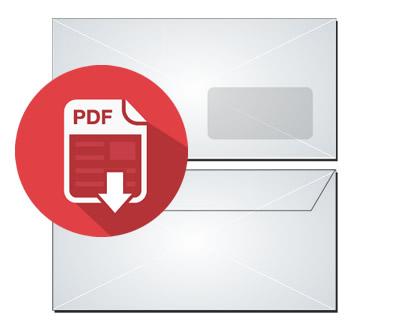 Buste da Lettera – 11×22 – Con Finestra – Invia il tuo File