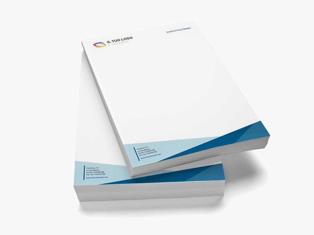 carta lettere da stampare