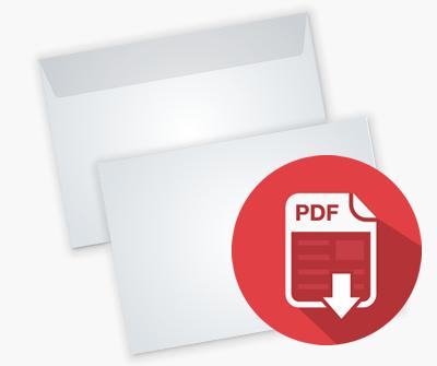 Buste da Lettera – Formato C5 – Invia il tuo File