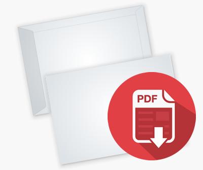 Buste da Lettera – Formato C4 – Invia il tuo File